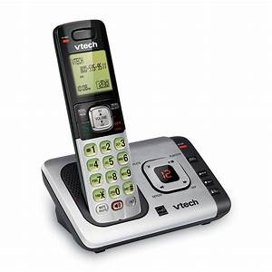 Cordless Answering System With Caller Id  Call Waiting