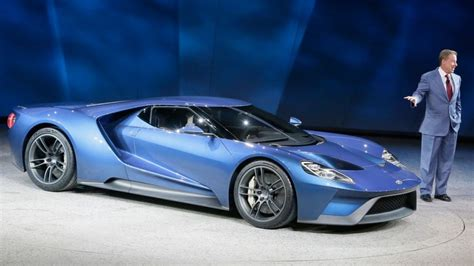 New Ford Supercar by New Ford Gt Supercar