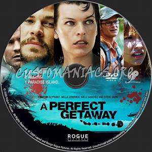 A Perfect Getaway dvd label - DVD Covers & Labels by ...