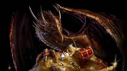 Dragon Treasure Wallpapers Gold Vector