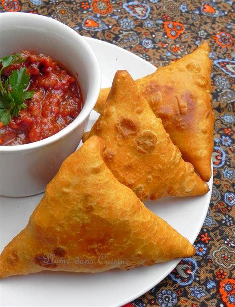 recette de la cuisine samoussas indiens végétarien une plume dans la cuisine