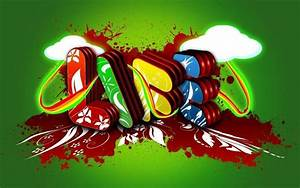 Cool Graffiti Wallpapers - Wallpaper Cave