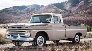 1965 Chevy C20  One Owner  California Patina Truck