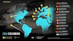 Calendrier Rallycross 2016 Championnat Du Monde : calendrier championnat du monde rallycross 2016 ~ Medecine-chirurgie-esthetiques.com Avis de Voitures