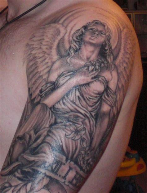 engel unterarm tatts4life engel der sinnlichkeit tattoos