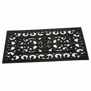 gratte pieds comparer 73 offres With tapis grattant grille métallique