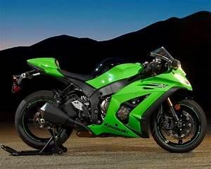 2011 Kawasaki Zx1000 Ninja Zx