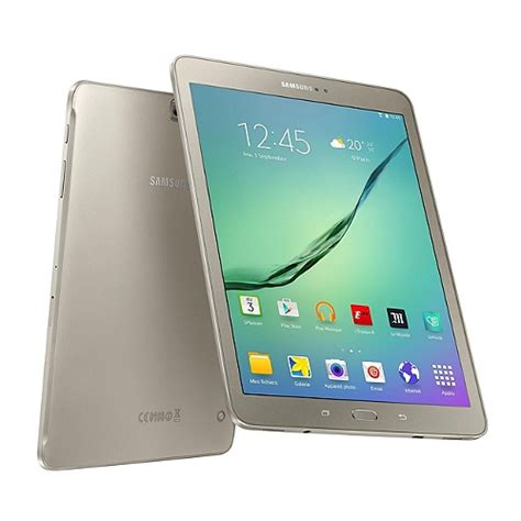 Tablette Samsung Leclerc Tablette Samsung Galaxy Tab S2 9 7 Quot Ve Or E Leclerc High Tech