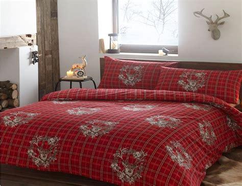 Brushed Cotton Duvet Cover - 100 brushed cotton flannelette quilt duvet cover bedding