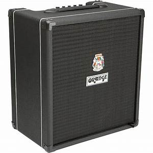 Orange Amplifiers Crush PiX CR50BXT 50W 1x12 Bass Combo ...