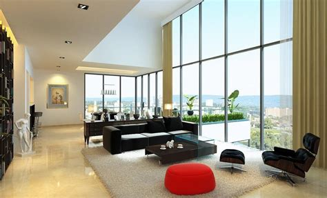 35 Amazing Modern Living Room Design Collection