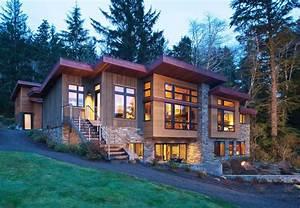 devil39s lake home par nathan good architects lincoln With maison bois et pierre 1 pierres et terroir