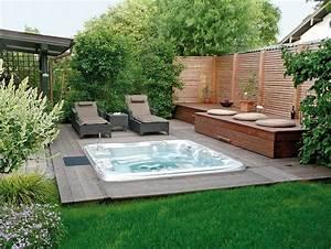 Jacuzzi Im Garten : whirlpools outdoor indoor armstark ~ Watch28wear.com Haus und Dekorationen