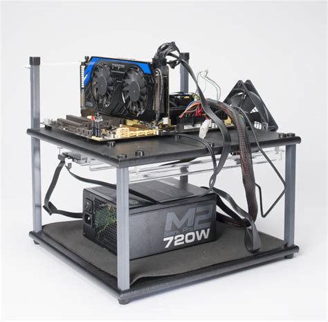 How To Build A Computer Test Bench   Pc Mechanics