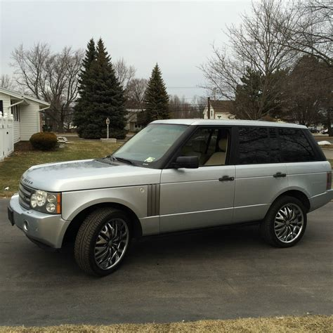 2006 Land Rover Range Rover Overview Cargurus