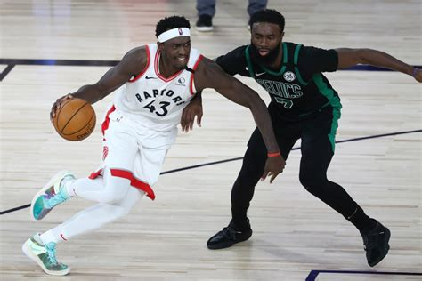 Toronto Raptors Looking For New Ways to Use Pascal Siakam ...