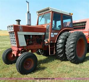1973 International 100 Hydro Tractor