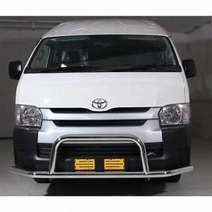 Toyota Quantum S  Steel Nudge Bar 14 Seater