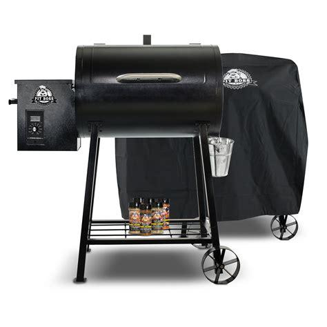 pit boss  woodpellet grill  smoker wayfairca