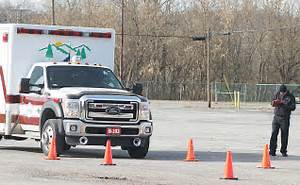 Hocking County Ems Complete Maneuverability Testing