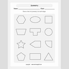 25+ Best Ideas About Symmetry Worksheets On Pinterest  Symmetry Activities, Geometry Worksheets