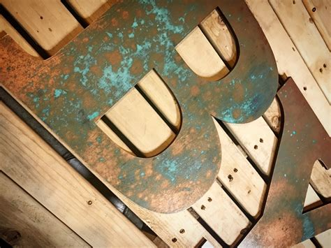 rustic letters for wall rustic letters home decor free shipping wall patina wall