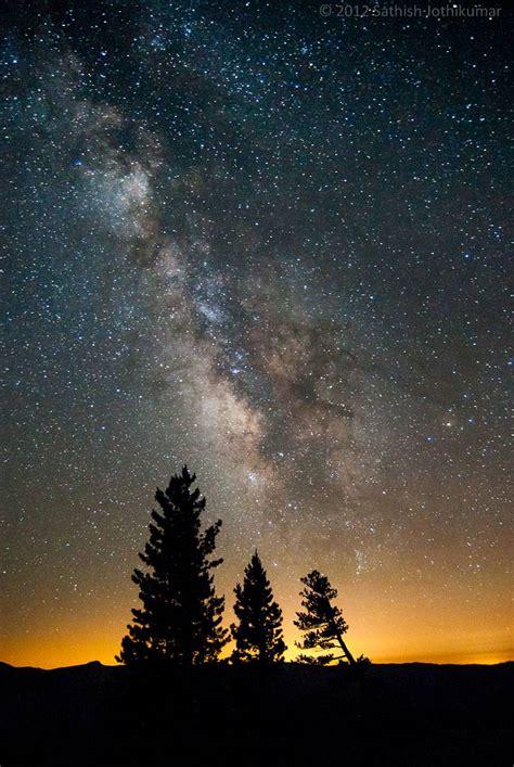 Star Trails Milky Way Illuminate National Parks Mnn