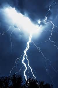 Thunder and Lightning Crack