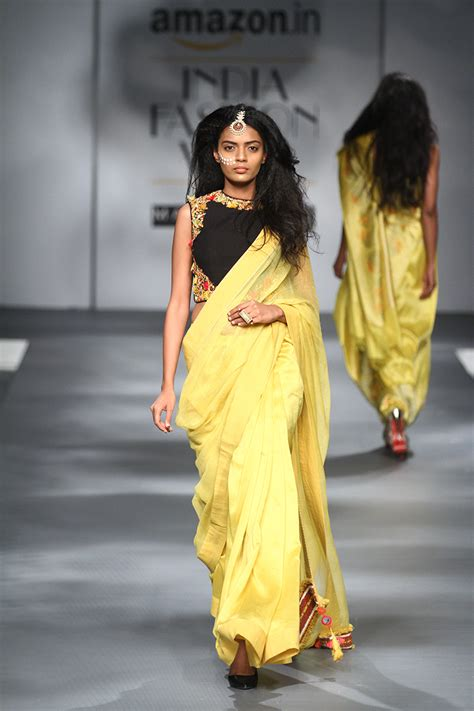 5 Latest Saree Trends Of 2017  The Must Have From The