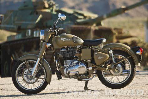 Royal Enfield Classic 350 Photo by 2009 Royal Enfield Bullet 350 Classic Pics Specs And