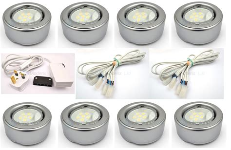 lights for a kitchen led dy65 cabinet cupboard shelf aluminium 7067
