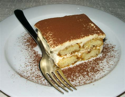 easy tiramisu recipe egg and free