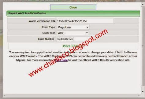 change update edit correct  nysc date