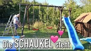 Schaukel Und Rutsche Garten : schaukel und rutsche im garten vlog 595 diana diamanta youtube ~ Bigdaddyawards.com Haus und Dekorationen