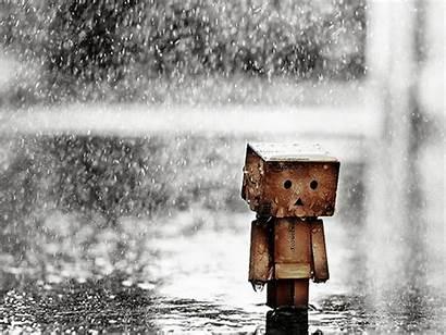 Sad Wallpapers Desktop Rain Sadness Backgrounds Rainy