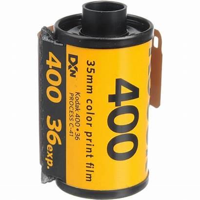 Kodak 36 35mm Film 400 Max Negative