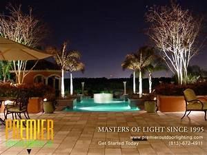 Patio lighting photo gallery image 16 premier outdoor for Outdoor lighting companies tampa
