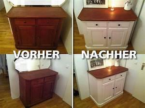 Alte Möbel Streichen Shabby Chic : handcraftmarie alte kommode aus den 1930ern umgestalten ~ Watch28wear.com Haus und Dekorationen