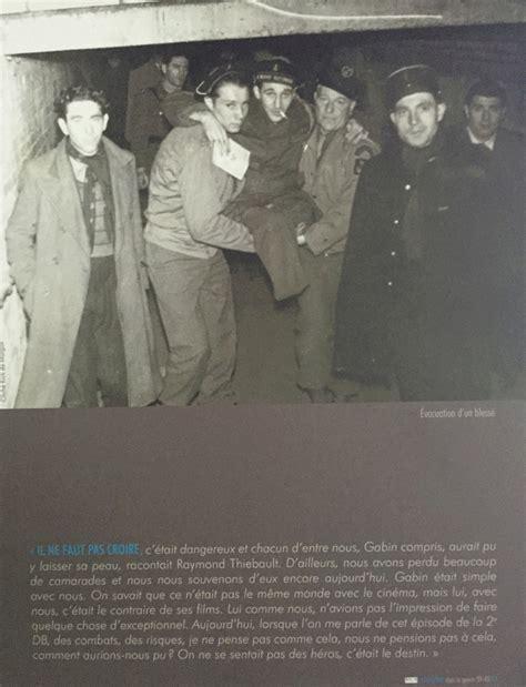 jean gabin seconde guerre mondiale exposition jean gabin dans la guerre 1939 1945