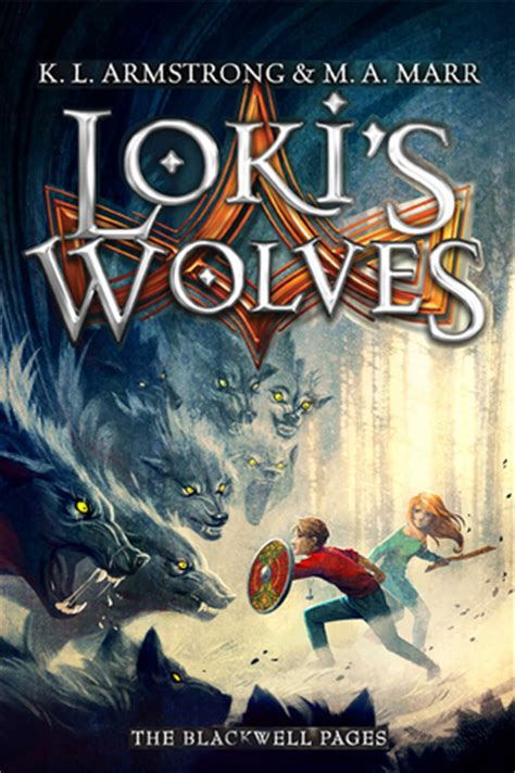lokis wolves  blackwell pages   kl armstrong