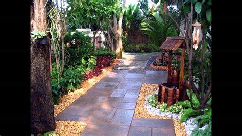 awesome garden landscaping ideas  small gardens youtube