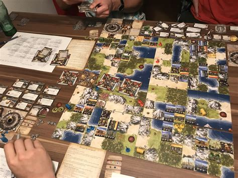 Won Civilization The Board Game for the 1st time after ...