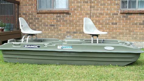 Fishing Boat Ottawa by Pelican Pontoon Fishing Boat Outside Ottawa Gatineau Area