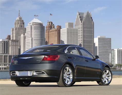 2009 Chrysler 200c Ev Concepts