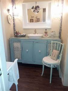 Shabby Chic Mode : 18 bathrooms for shabby chic design inspiration ~ Markanthonyermac.com Haus und Dekorationen