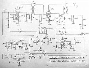 The Peanut Whistle Net  W0bvt Qrp Am Transceiver Schematic
