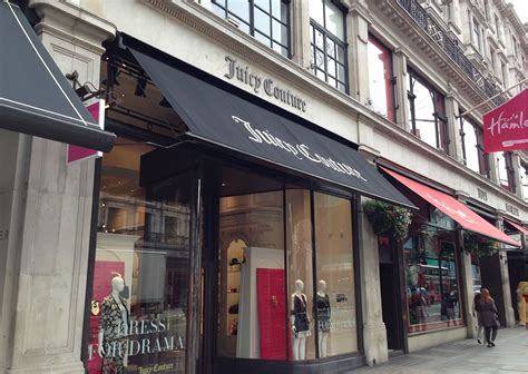 Flagship Store Shop Awnings With Bespoke Special Finishes