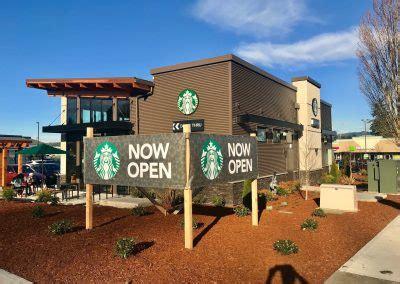 Huxdotter coffee, north bend wa pineapple coconut, coffee, coconut. Starbucks Coffee - Airport Landing   Wilcox Construction