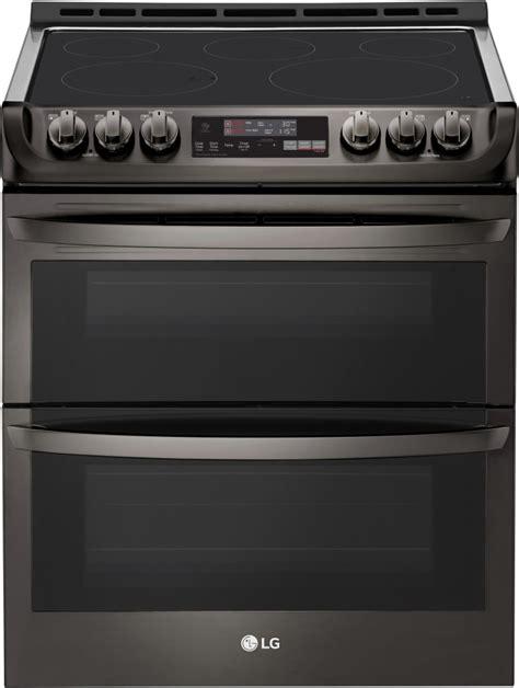 lg ltebd     double oven electric range