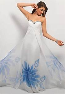 hawaiian wedding dress blue white non traditional With traditional hawaiian wedding dress